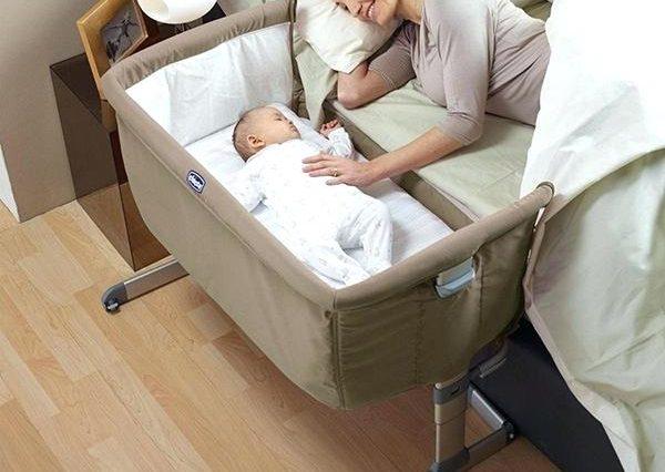 smart baby bassinet